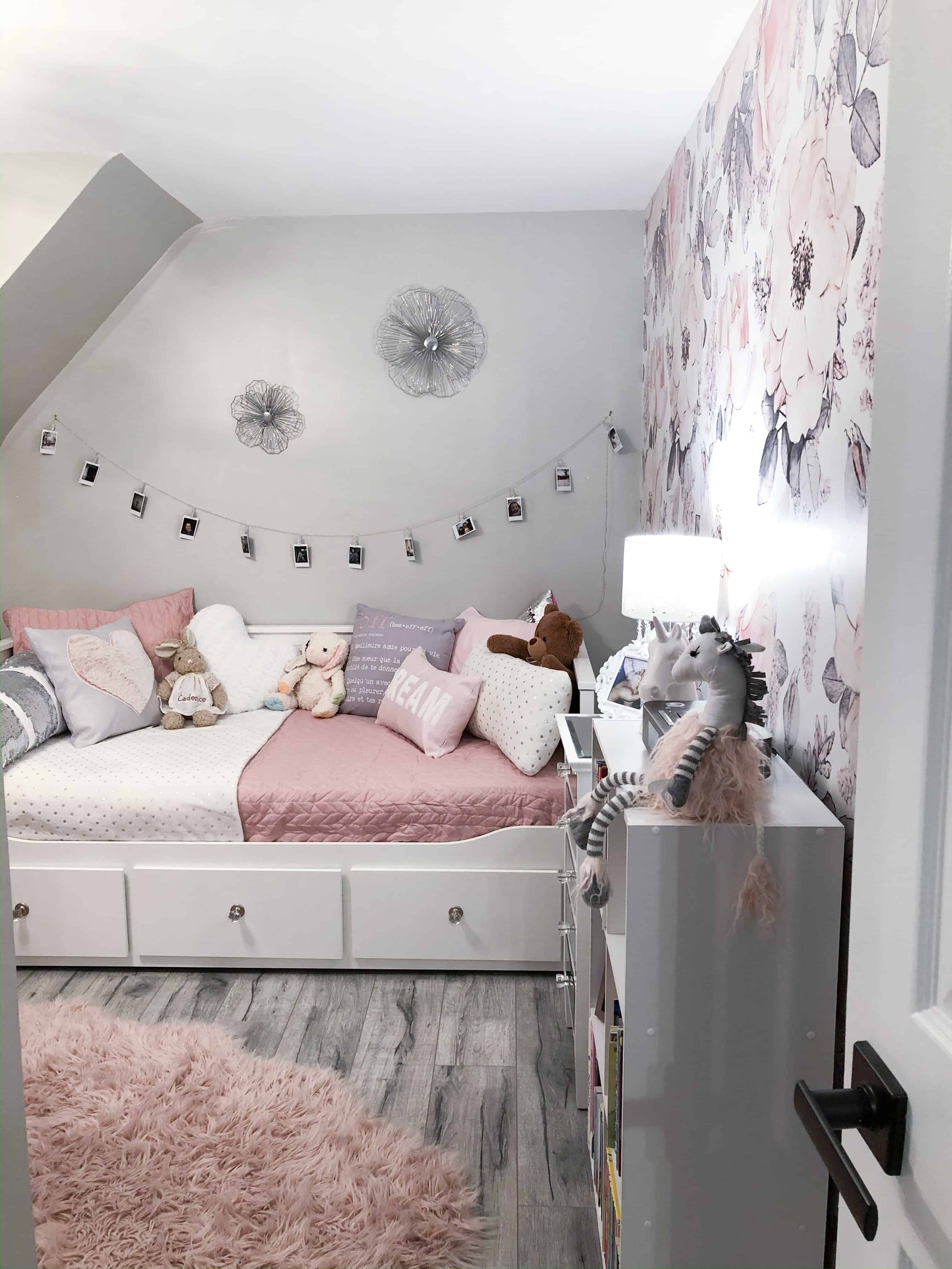 Two Girls Transformed Their College Dorm Into A Palace